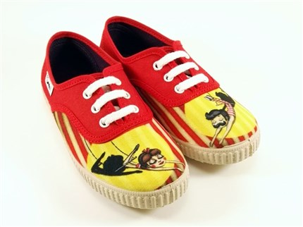 TRAPECISTAS zapatillas Mr. Pinnot