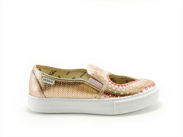 SLIP ON CORAZON  METALIZADO rosa (2)
